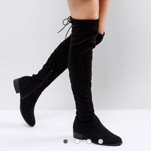 Madden Girl Thigh High Boots